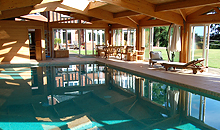 Indoor pool builders Surrey