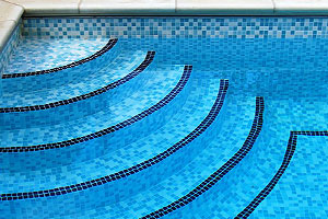 Swimming pool liners and mosaic tiles | Buckland Pool ...