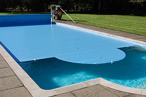 Swimming pool covers | Buckland Pool | Reigate Surrey