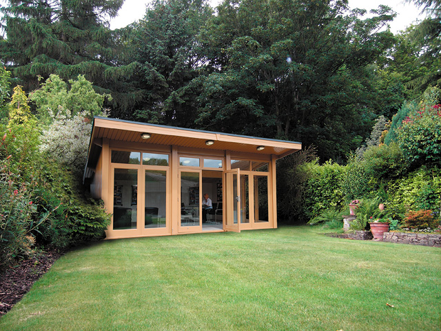 Garden Leisure Buildings Gallery Buckland Pool Reigate